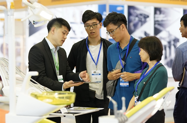 Nearly 200 exhibitors to join Vietnam Medipharm Expo 2019 in Hà Nội